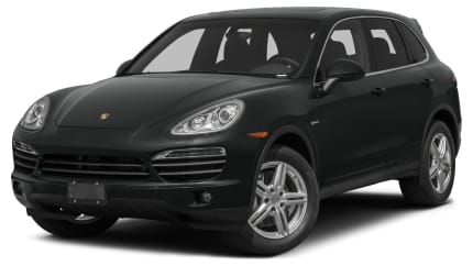2014 Porsche Cayenne Hybrid - 4dr All-wheel Drive (S)