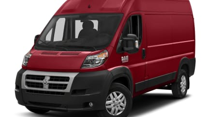 2017 RAM ProMaster 2500 - Cargo Van 136 in. WB (High Roof)