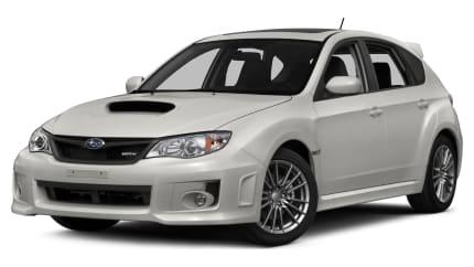 2014 Subaru Impreza WRX - 4dr All-wheel Drive Hatchback (Base)