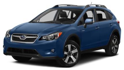 2015 Subaru XV Crosstrek Hybrid - 4dr All-wheel Drive (Base)