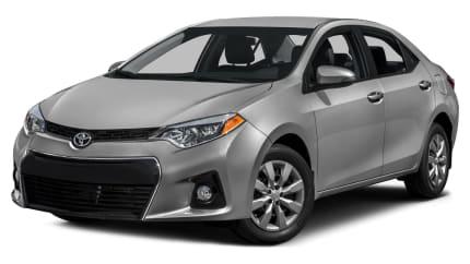 2016 Toyota Corolla - 4dr Sedan (S)