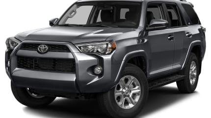 2016 Toyota 4Runner - 4dr 4x2 (SR5)