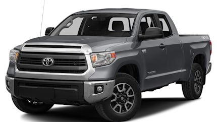 2016 Toyota Tundra - 4x2 Double Cab 6.6 ft. box 145.7 in. WB (SR 4.6L V8)