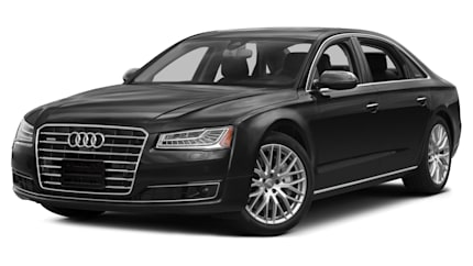 2016 Audi A8 - 4dr All-wheel Drive quattro LWB Sedan (L 3.0 TDI)