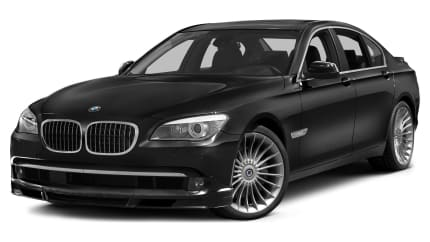 2015 BMW ALPINA B7 - 4dr Rear-wheel Drive SWB Sedan (Base)