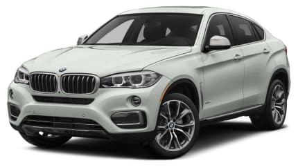 2016 BMW X6 - 4dr All-wheel Drive Sports Activity Coupe (xDrive35i)
