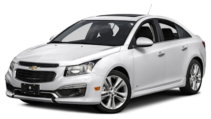 2015 Chevrolet Cruze - 4dr Sedan (1LT Manual)