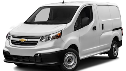 2016 Chevrolet City Express - Cargo Van (1LS)