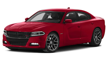 2016 Dodge Charger - 4dr Rear-wheel Drive Sedan (R/T)
