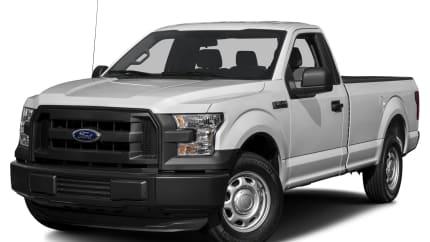 2016 Ford F-150 - 4x2 Regular Cab Styleside 6.5 ft. box 122 in. WB (XL)