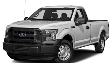 2016 Ford F-150 - 4x4 Regular Cab Styleside 6.5 ft. box 122 in. WB (XLT)