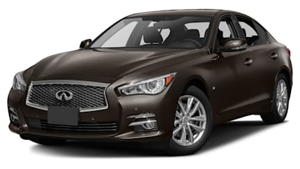 2015 Infiniti Q50 - 4dr Rear-wheel Drive Sedan (Base)
