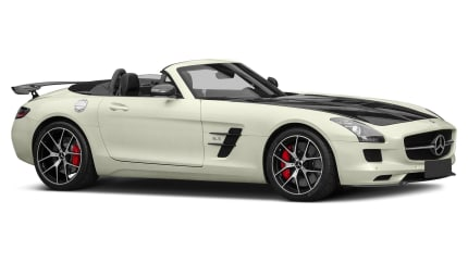 2015 Mercedes-Benz SLS AMG - SLS AMG 2dr Roadster (GT Final Edition)