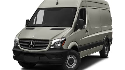 2016 Mercedes-Benz Sprinter - Sprinter 2500 Cargo Van 170 in. WB Rear-wheel Drive (High Roof)