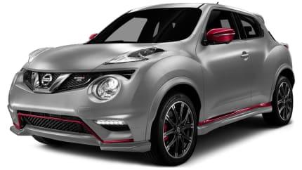 2016 Nissan Juke - 4dr Front-wheel Drive (NISMO)