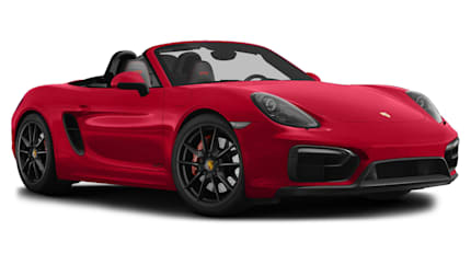 2016 Porsche Boxster - 2dr Rear-wheel Drive Convertible (GTS)