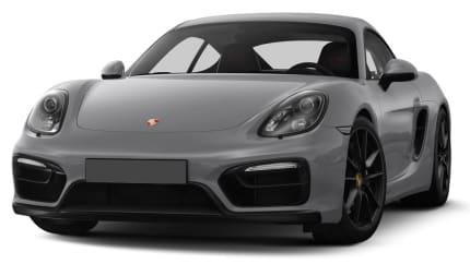 2016 Porsche Cayman - 2dr Rear-wheel Drive Coupe (GTS)