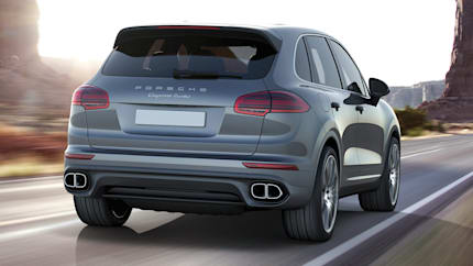 2017 Porsche Cayenne - 4dr All-wheel Drive (Turbo)