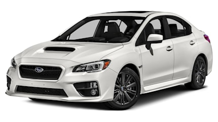2016 Subaru WRX - 4dr All-wheel Drive Sedan (Limited)