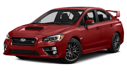2016 Subaru WRX STI - 4dr All-wheel Drive Sedan (Series.HyperBlue)