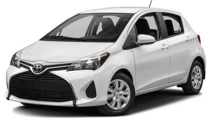 2016 Toyota Yaris - 5dr Liftback (L)