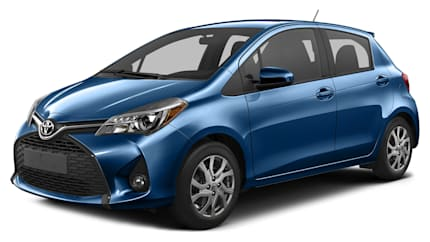 2016 Toyota Yaris - 5dr Liftback (SE)