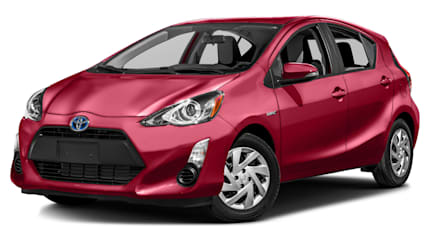 2016 Toyota Prius c - 5dr Hatchback (Two)