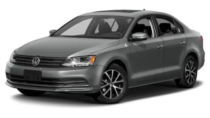2017 Volkswagen Jetta - 4dr Sedan (1.4T S)
