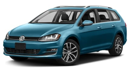 2017 Volkswagen Golf SportWagen - 4dr All-wheel Drive 4MOTION (TSI S)