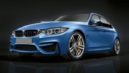 2017 BMW M3 - 4dr Rear-wheel Drive Sedan (Base)