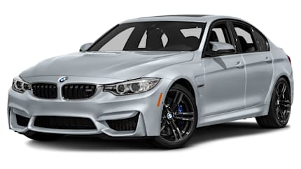 2016 BMW M3 - 4dr Rear-wheel Drive Sedan (Base)