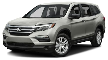2016 Honda Pilot - 4dr All-wheel Drive (LX)