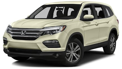 2016 Honda Pilot - 4dr All-wheel Drive (EX)