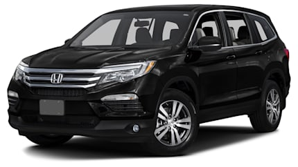 2016 Honda Pilot - 4dr All-wheel Drive (EX-L)