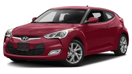 2017 Hyundai Veloster - 3dr Hatchback (Value Edition)