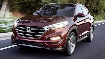 2017 Hyundai Tucson - 4dr Front-wheel Drive (Night)