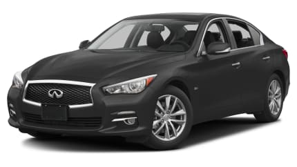 2017 Infiniti Q50 - 4dr Rear-wheel Drive Sedan (2.0t Base)