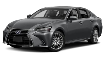 2017 Lexus GS 450h - 4dr Sedan (Base)