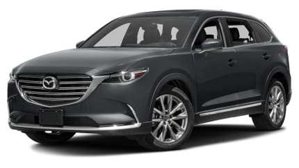 2016 Mazda CX-9 - 4dr Front-wheel Drive (Grand Touring)