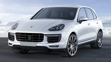 2018 Porsche Cayenne - 4dr All-wheel Drive (Turbo S)