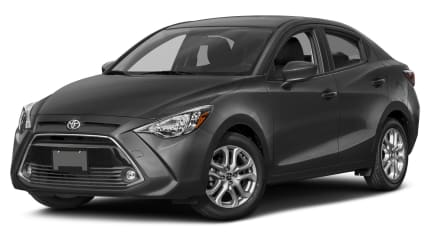 2017 Toyota Yaris iA - 4dr Sedan (Base)