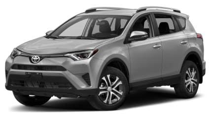 2016 Toyota RAV4 - 4dr Front-wheel Drive (LE)