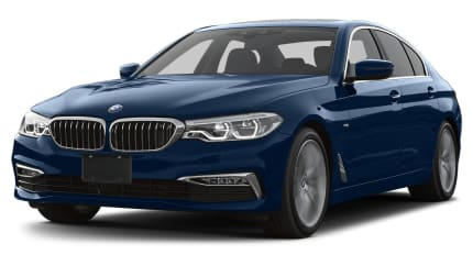 2017 BMW 530 - 4dr Rear-wheel Drive Sedan (i)