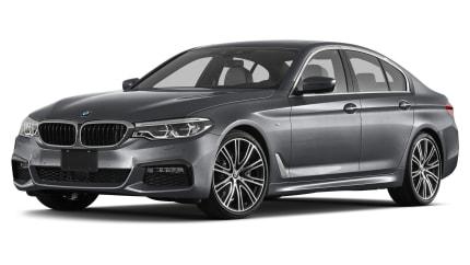 2017 BMW 540 - 4dr Rear-wheel Drive Sedan (i)