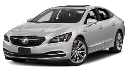 2017 Buick LaCrosse - 4dr Front-wheel Drive Sedan (Base)