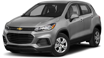 2017 Chevrolet Trax - Front-wheel Drive (LS)