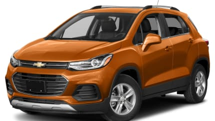 2018 Chevrolet Trax - Front-wheel Drive (LT)