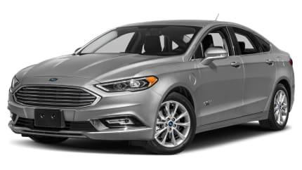 2018 Ford Fusion Energi - 4dr Front-wheel Drive Sedan (SE Luxury)
