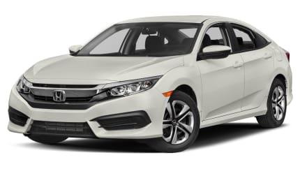 2017 Honda Civic - 4dr Sedan (LX)