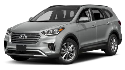 2017 Hyundai Santa Fe - 4dr All-wheel Drive (SE)